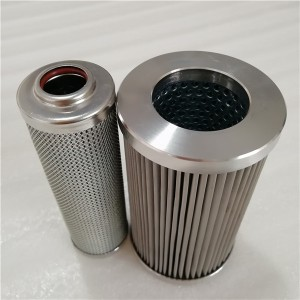 Replace hydac filter element  0240D020BH4HC