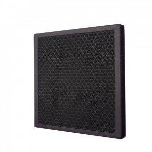 Activated Carbon Honeycomb G3 G4 Panel Air Filter