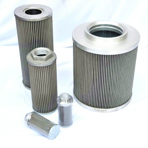 Replacement High efficiency hydraulic FILTREC filter element R130G10B