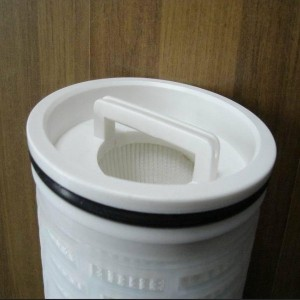 Large flow water treatment equipment filter element for industry