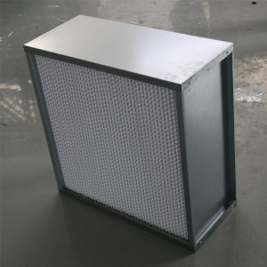 GBK series frame air filter 595*595*292