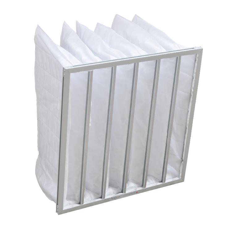 Synthetic fiber medium effect air filter bag air filer pocket air filter Featured Image