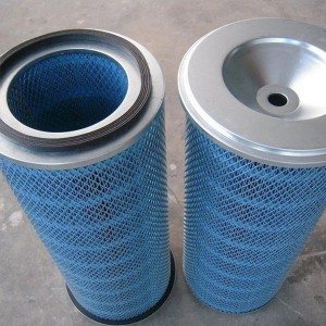 Oval replacement cartridge filters for donaldson P131912-016-340