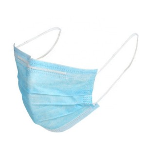 Henan factory manufacturer Nonwoven 3ply Doctor Nurse Face Mask Disposable Surgical Mask