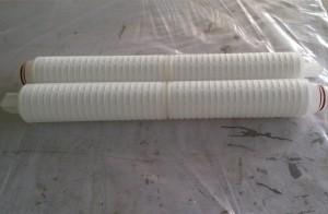 5 micro cartridge water filter housing